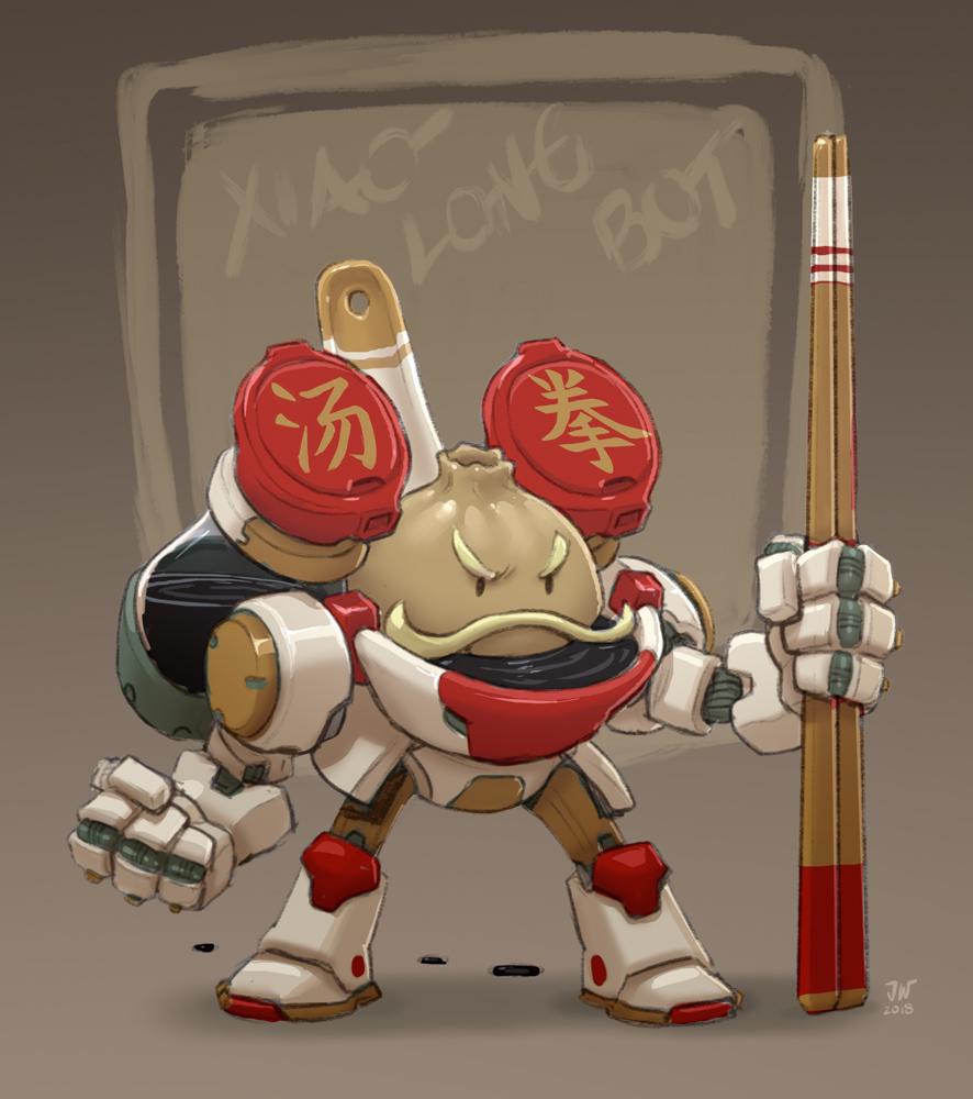 01-XiaoLongBot